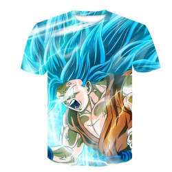 Polera Dragon Ball, Talla S, Original Excelente Calidad
