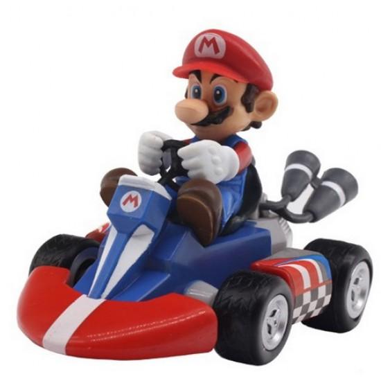 Figura individual , Mario KART,Mario 13 cm