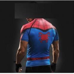 Polera Spider Man  Talla S, Original Excelente Calidad