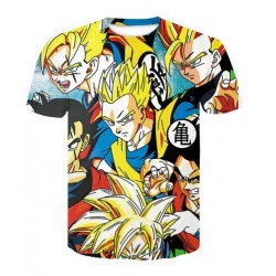 Polera Dragon Ball, Talla S, Original Excelente Calidad