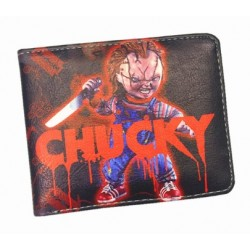 Billetera, Chucky, Similar al Cuero