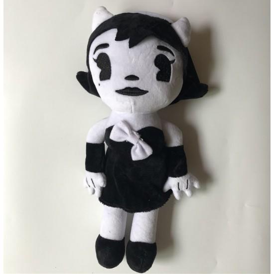 Peluche, Bendy Alice , 30 cm
