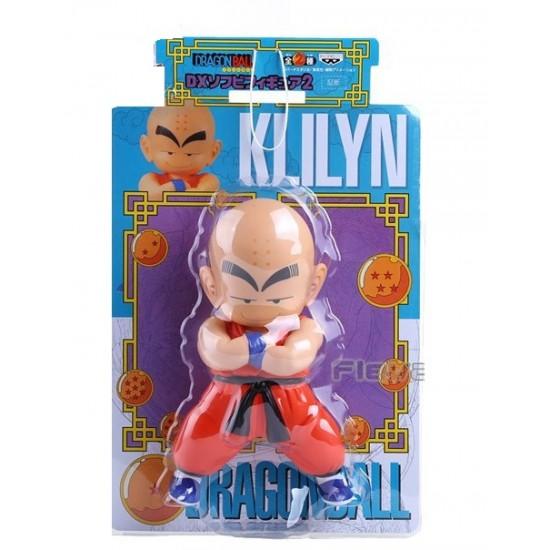 Figura Coleccion Anime KLILYN Dragonball 23Cms.