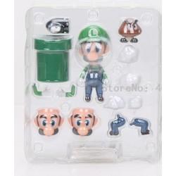 Set, Mario Bross, Cambia Caras , Luigi