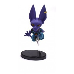 Figura, Mini Dragon Ball ,  Bills Dios de la guerra