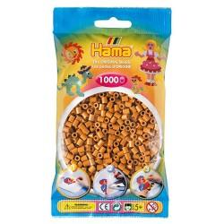 Hama Beads, MIDI Café claro, 1000 piezas