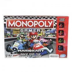 Juego de mesa, Monopoly GAMER MARIOKART, MARIO BROSS