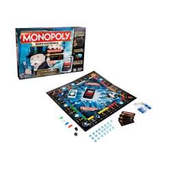 Juego de Mesa, Monopoly, Banco Electronico