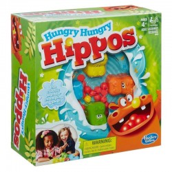 Juego de Mesa, hippos glotones