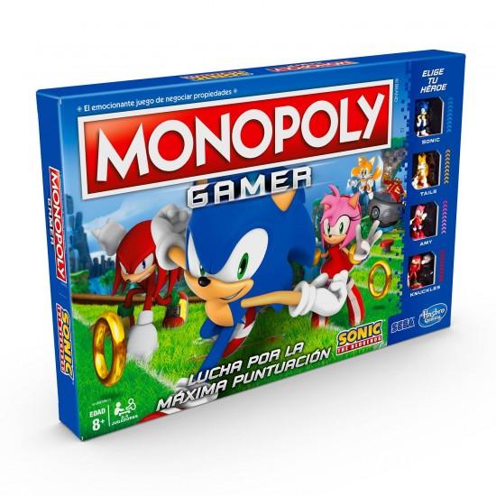 Juego de mesa, Monopoly SONIC