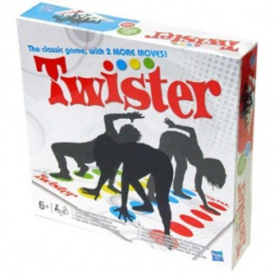 Juego de Mesa, Twister
