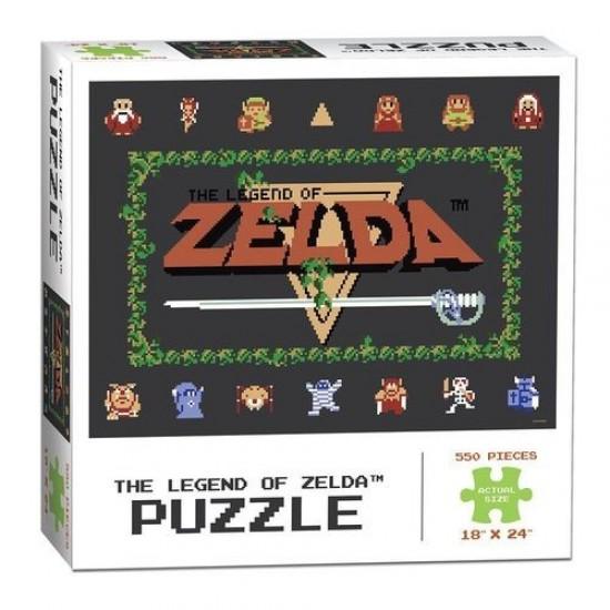 Juego de Mesa, Puzzle, ZELDA Classic 550