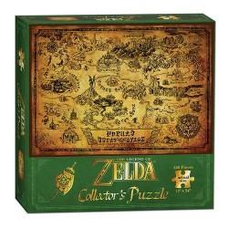 Juego de Mesa, Puzzle, ZELDA HYRULE MAP 550