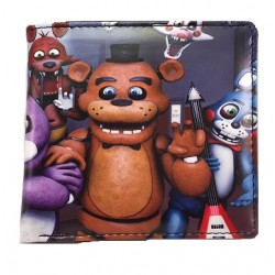 Billetera, Five Night Freddy, Excelente Calidad