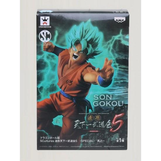Figura Anime, Goku Dragon ball Angel ,16Cms.