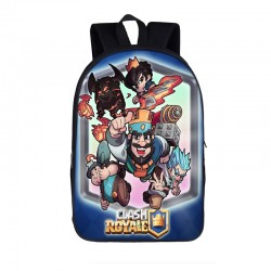 Mochila Impermeable, CLASH ROYALE , 33 cm Doble compartimiento