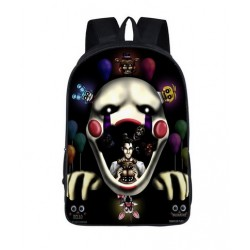 Mochila Impermeable, Five Nights At Freddys ,  42cm Doble compartimiento