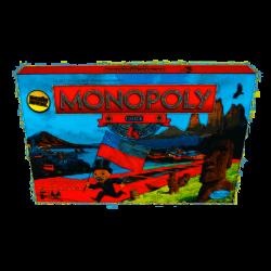 Juego de Mesa,  MONOPOLY CHILE, Original