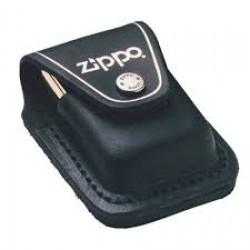Zippo, Estuche Zippo Black Lighter Pouch- Clip