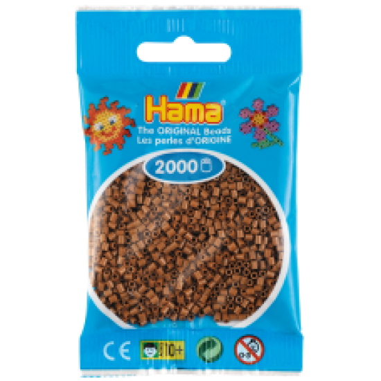 Hama Beads, Mini Color Turron, de 2000 piezas