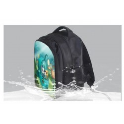 Mochila Impermeable, Dragon Ball  , 33 cm Doble compartimiento