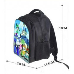Mochila Impermeable, CUP HEAD,  42cm Doble compartimiento