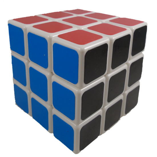 Cubo, 7.5B 7.5CM THREE RANK