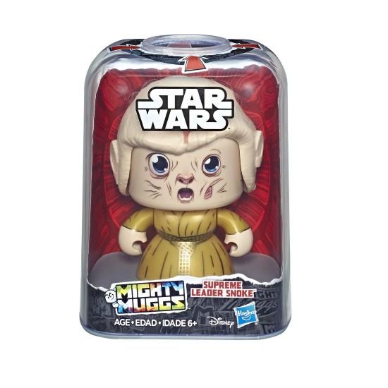 Figura, Star Wars Mighty Muggs, Supreme Leader Snoke