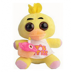 Peluche, five nights at freddy , Chica Duck, 25 CM