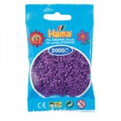 Hama Beads, Mini violeta de 2000 piezas
