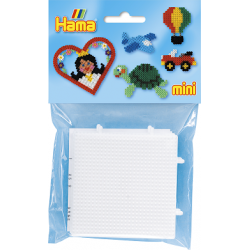 Hama Beads, Mini, Pack 2 placas small