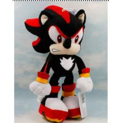 Peluche Sonic, The Hedgehog, Black Shadow