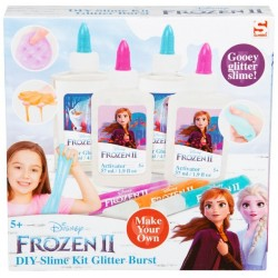 SET FROZEN II DIY SLIM KIT GLITTER  BURST