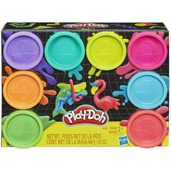 PLASTICINAS, PLAY-DOH 8 PACK