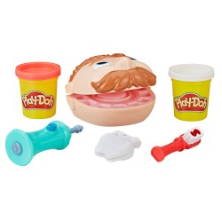 PLASTICINAS, PLAY-DOH MINI DENTISTA BROMISTA