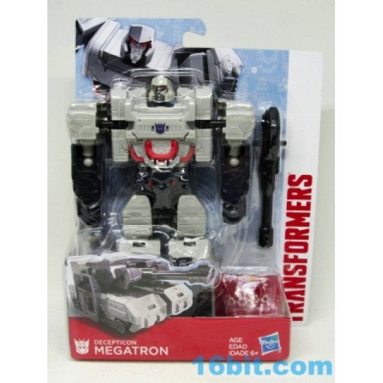 Transformers Auténticos Alpha 17 cm
