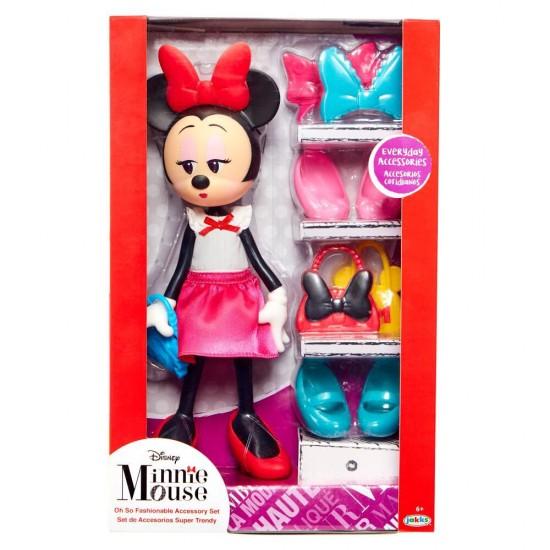 Muñeca Minnie + accesorios