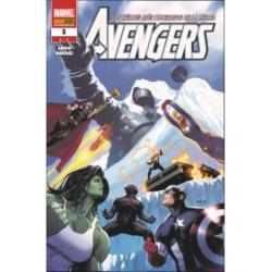 Comic, Avengers, N.5