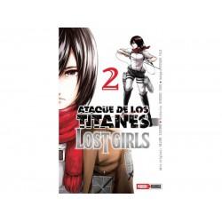 Manga, Ataque de los Titanes, Lost Girls, N.2