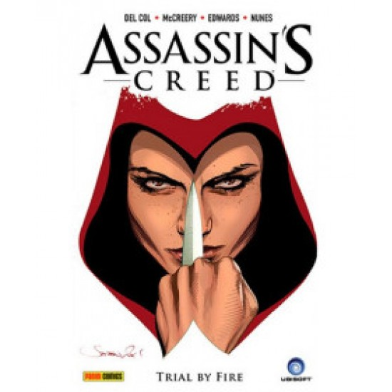Comic, ASSASSIN'S CREED 1 (de 3): TRIAL BY FIRE (TPB)