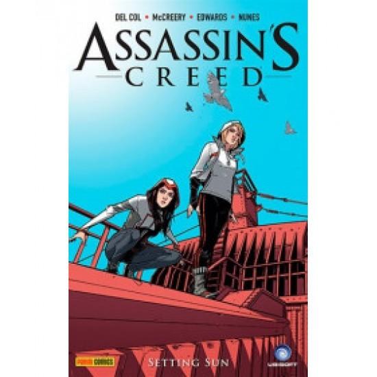 Comic, ASSASSIN'S CREED 2 (de 3): SETTING SUN (TPB)