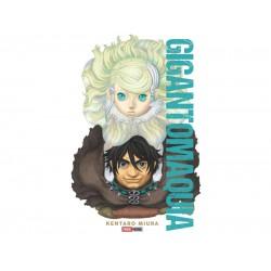 Manga, GIGANTO MAKIA N.1
