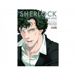 Manga, SHERLOCK N.3
