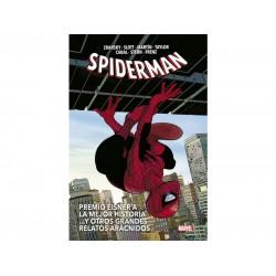 Comic, MARVEL, Premio Eisner a la mejor historia ...y otros grandes relatos arácnidos