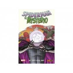 Comic, MARVEL, Spiderman Vs. Mysterio