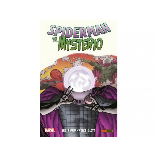 Comic, MARVEL, Spiderman Vs. Mysterio