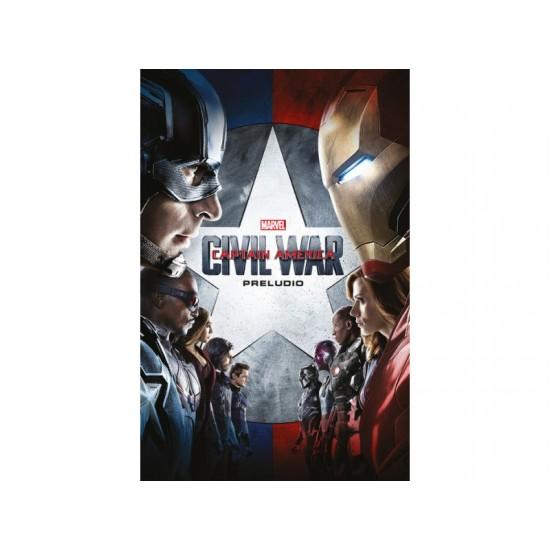 Comic, MARVEL, Capitan America Civil War, Cinematic Collection