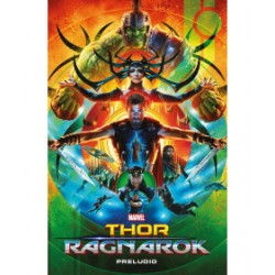 Comic, MARVEL, Thor Ragnarok, Cinematic Collection