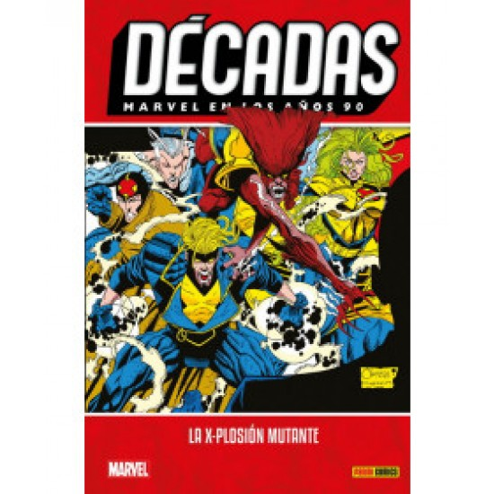Comic, MARVEL, 90s - LA X-PLOXION MUTANTE
