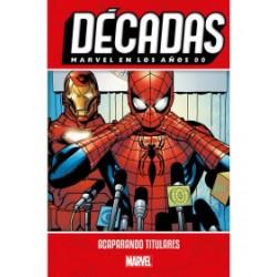 Comic, MARVEL, 00s - ACAPARANDO TITULARES